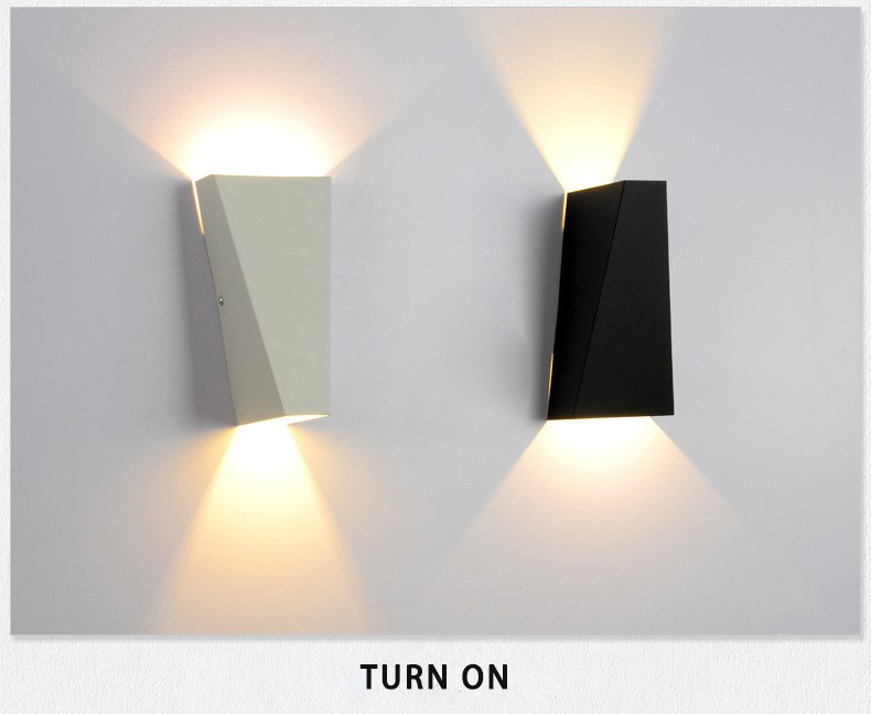 Wall lamps led wall light luminaria wall mounted night light wall lamps led wall light luminaria wall mounted night light decorative lights corridor lamp in living room bedroom dallast in wall lamps from lights aloadofball Choice Image