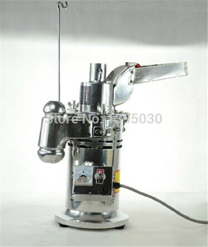 Automatic Flour Mill Machine Table-type Continuous Feeding Herb Mill Grinder Pulverizer / Herbs Grinding Machine 15kg/Hour DF-15 цена 2017