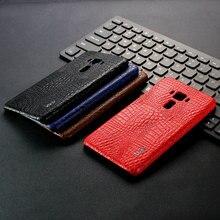 Imak марка для ASUS Zenfone 3 ZE520KL 5.2 »back кожаный чехол телефон case 4 цветов крокодил картина Zenfone3 ZE520KL