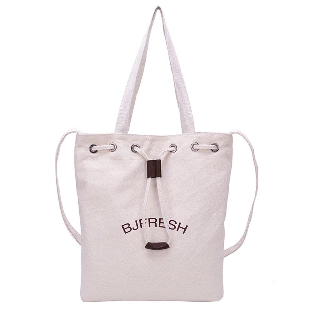 Shopping Palestra Body Bag Di Donne Per grigio Semplice A25 Viaggio Il Della Nero Piccola Studente Delle Del Lo Spalla Mujer Tela Sacchetto Bolsos Da Cross Canapa bianco Modo v6aqPwx