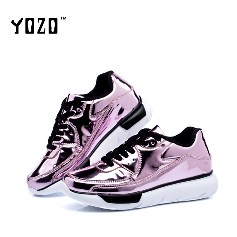 Women Shoes Fashion Pink Grey Sequined Shoes Women Breathable High Quality Flat Casual Shoes Women Brand Shoes Zapatos Mujer