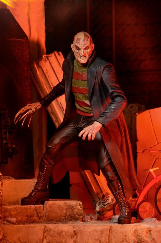 [ESTARTEK] Horror Nightmare on Elm Street 7 New Nightmare Freddy 7-Inch Action Figure цена