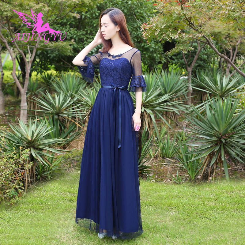 AIJINGYU 2018 fashion bridesmaid dress wedding guest formal dresses BN210 5b79017fcd5c