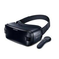Шестерни VR 5,0 3D очки VR 3D коробка для samsung Galaxy S9 S9Plus S8 S8 + Note7 Примечание 5 S7 и т. д. смартфонов с контроллер Bluetooth