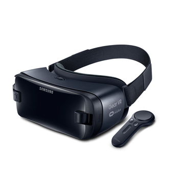 Gear VR 5.0 3D Glasses VR 3D Box for Samsung Galaxy S9 S9Plus S8 S8+ Note7 Note 5 S7 etc Smartphones with Bluetooth Controller