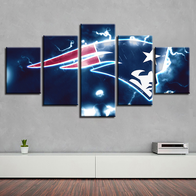 Pop Art Home Decor: Painting Prints Wall HD Brand New Sport Hang Canvas Home