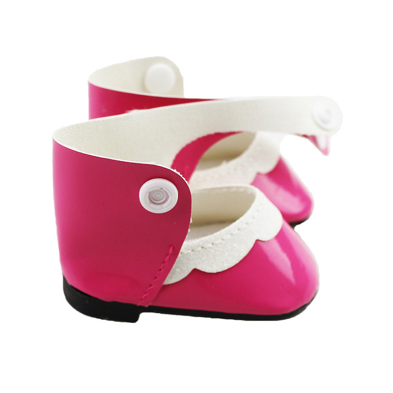 Fashion Shoes for 18 inch Doll My Little Baby Accessories for 18 39 39 doll Toy Sandal fit Girls Gifts in Dolls Accessories from Toys amp Hobbies