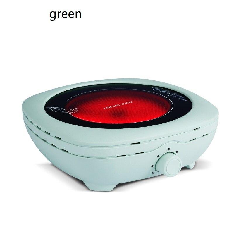 AC220 240V 50 60 hz mini cuisinière en céramique électrique bouillante thé chauffage café 800 w cuisinière à café - 5