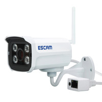ESCAM 1080p Brick QD900 WIFI 2 MP Full HD Network IR Bullet Camera Day Night IP66