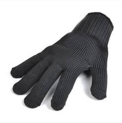 Анти-cut перчатки защитные порезов Stab Устойчив Нержавеющаясталь проволочная металлическая сетка Кухня Мясник порезостойкие защитные