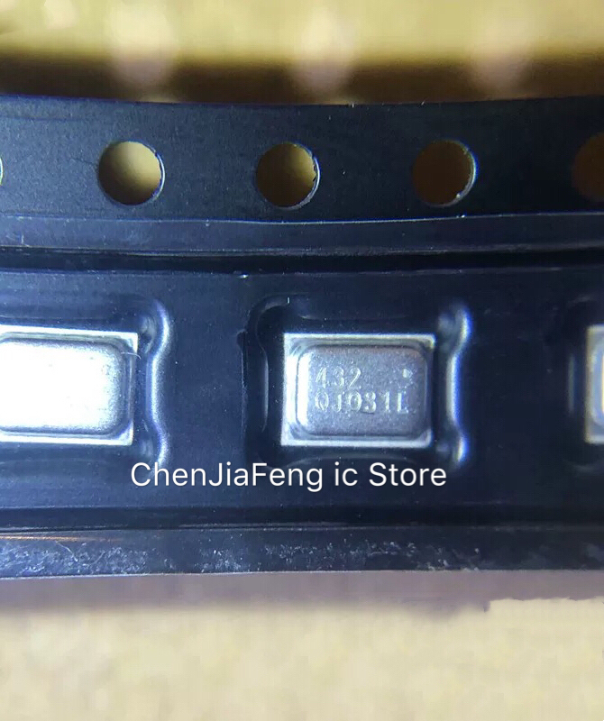 2PCS~20PCS/LOT  New Original  ICS-43432  432  QFN