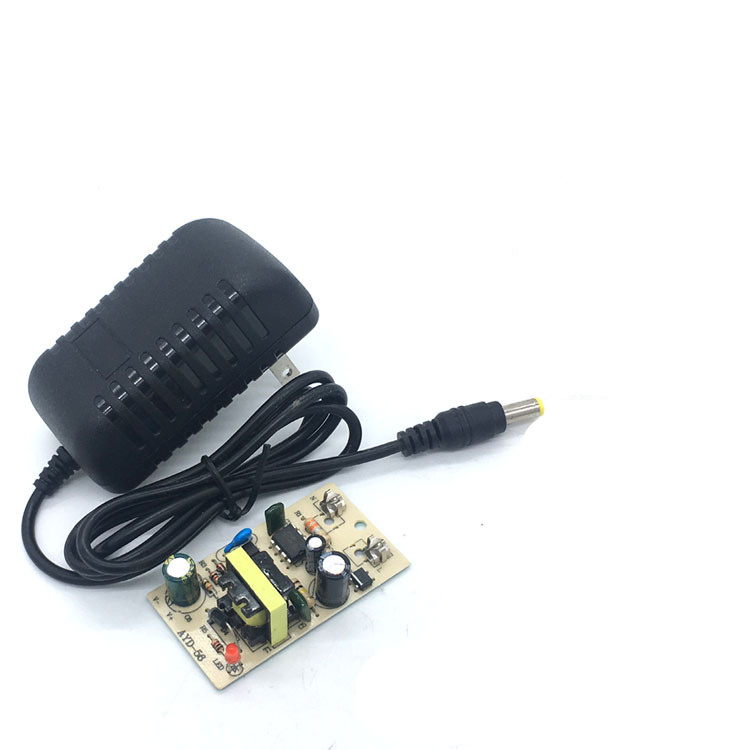 Outer diameter 3 5 4 0 5 5mm 100 240V AC to DC Power Adapter Supply Charger Adapter 12V 1A US Plug for Switch LED Strip Lamp in AC DC Adapters from Home Improvement