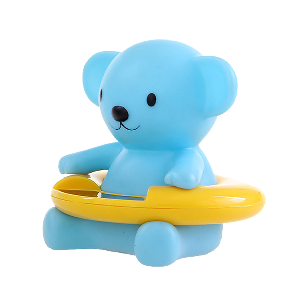 Cartoon Animals Cute Floating Baby Bath Water Thermometer Infant ...