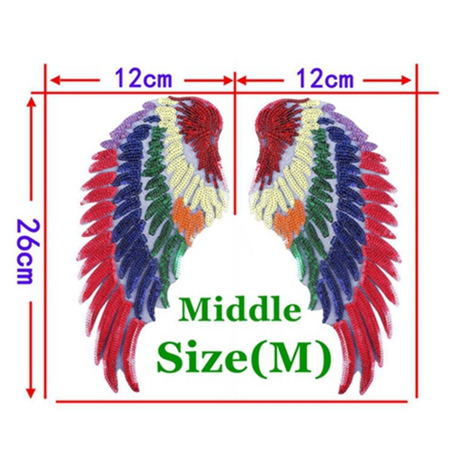 1 Pair Mix Middle