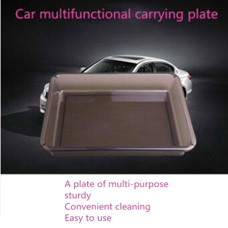 Car <font><b>organizers</b></font> <font><b>multi-function</b></font> car carrying trays Organizador <font><b>auto</b></font> parts