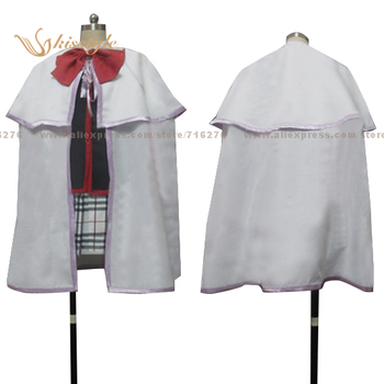 Kisstyle Fashion Little Busters! Kudryavka Noumi COS Clothing Cosplay Costume,Customized Accepted