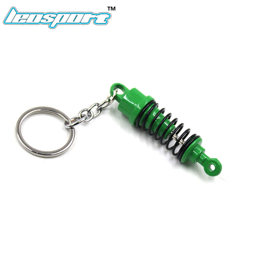 Leosport-JDM phong cách Xe Mới Các Bộ Phận racing mùa xuân Keychain Cho NOS Key Ring Keyring ĐỐI VỚI HONDA Người Hâm Mộ
