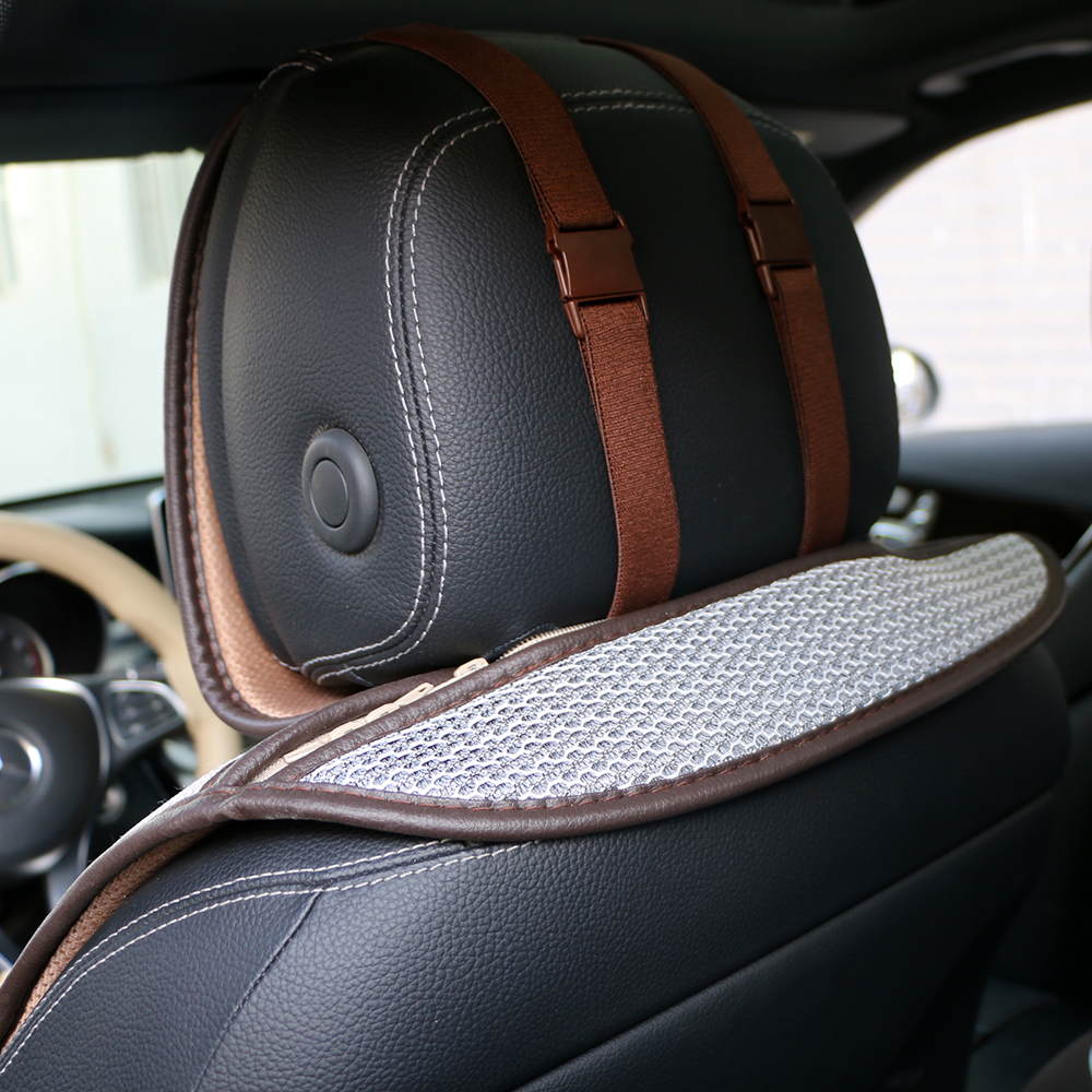 Image 3 - 1 Back or 2 Front Breathable Automobile Seat Cushion / 3D Air mesh Car Seat Cover Mat fit most Cars Trucks SUV Protect Seats-in Automobiles Seat Covers from Automobiles & Motorcycles