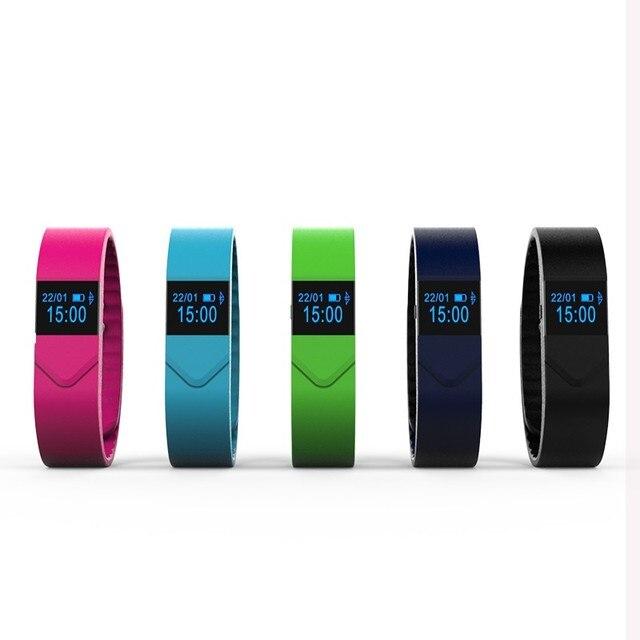 New Pedometer and Blood pressure monitor Smart Health M5 Smart bracelet heart rate Monitor Intelligent Wristband PK MI band 2