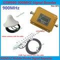 10 m cabo + antena yagi 70dbi gsm repetidor 900 Mhz GSM impulsionador repetidor de sinal de reforço, 2G GSM amplificador de sinal de reforço GSM 900 mhz