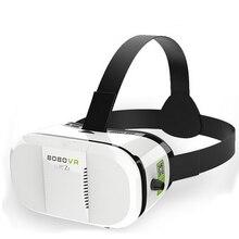 G oogleกระดาษแข็งVRBOBO Z3 VR 3D VRแว่นตาที่สมจริงเสมือนหมวกกันน็อกความเป็นจริงO Culus rift DK2สำหรับ4-6นิ้วมาร์ทโฟน