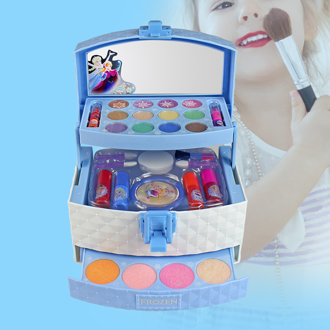 30Pcs Children Pretend Play Cosmetics Case Toy Girl Beauty Series Playset Makeup Toys For Girl Play Set Gift 201930Pcs Children Pretend Play Cosmetics Case Toy Girl Beauty Series Playset Makeup Toys For Girl Play Set Gift 2019