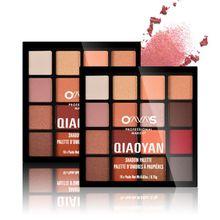 16 Color Eyeshadow Professional Glitter Pigmented Eye Shadow Shimmer Matte Easy to Wear Waterproof Eyes Makeup Palette NEW недорого
