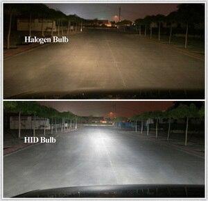 Image 4 - Safego Ac 12V 35 W Auto Hid Xenon Koplamp Lampen Repacement H1 H3 H4 H7 H8 H9 H11 9005 9006 HB3 HB4 9004 7 6000 K Auto Lights Lamp