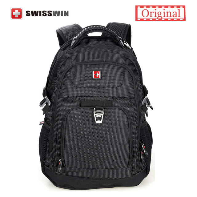 Aliexpress.com : Buy Swiss School Laptop Backpack For Teenage Boys ...