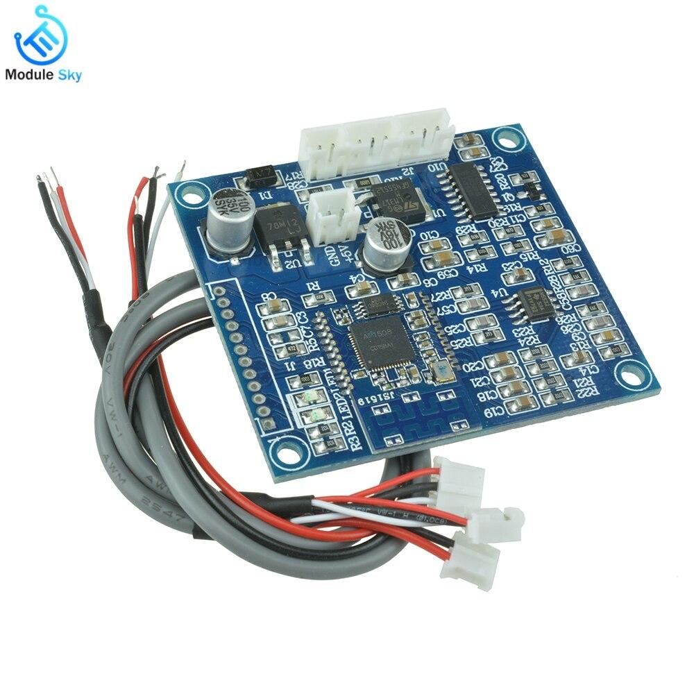 Wireless Module Bluetooth 4 0 Automatic Matching Audio Receiver Board  Wireless Stereo Sound Module