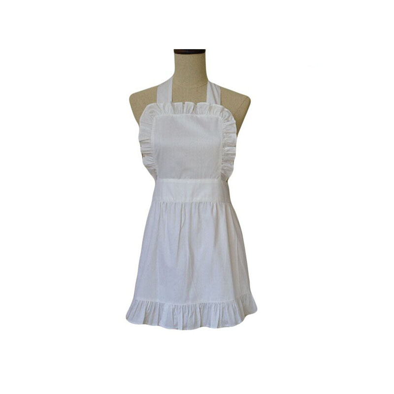 White Kitchen Apron compare prices on white apron- online shopping/buy low price white