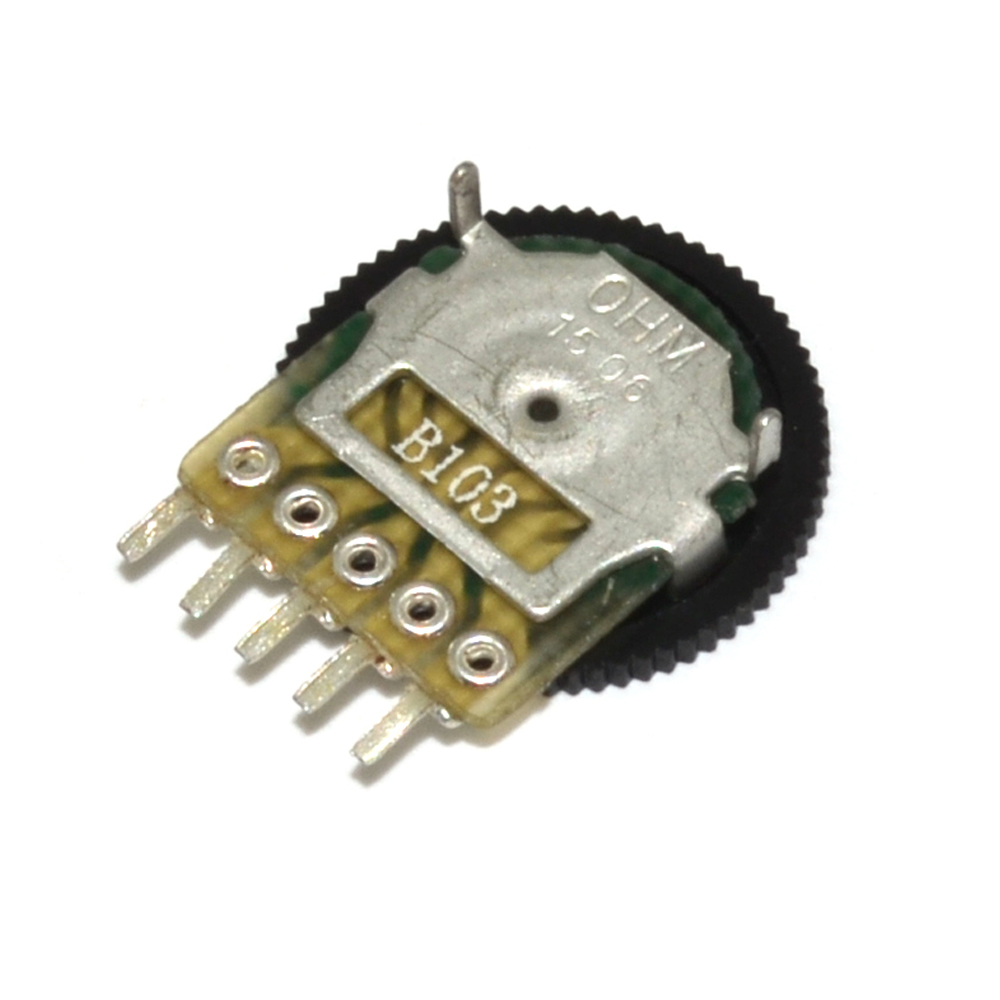 100PCS For GBC for GBA Audio Volume Control Switch Motherboard  Potentiometer Repair Parts