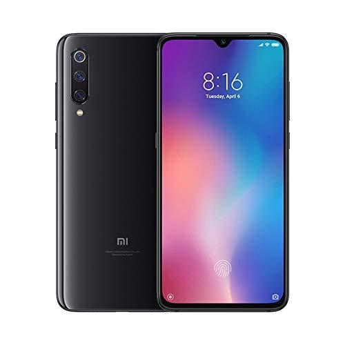 Legend Coupon Xiaomi-Mi-9-Global-Version-Black-Color-Black-Dual-SIM-64-hard-GB-ROM-6-hard Smart phone