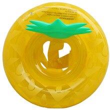 Kid Inflatable Pineapple Swim ring Baby Pool Float child Circle Kids Lifebuoy