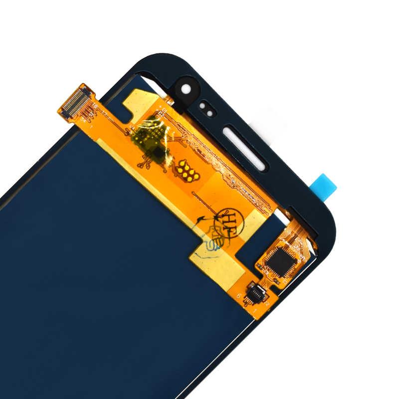 J200 lcd para samsung Galaxy J2 2015 J200F J200M J200H J200Y pantalla LCD digitalizador de pantalla táctil asamblea para samsung j2 j200 lcd