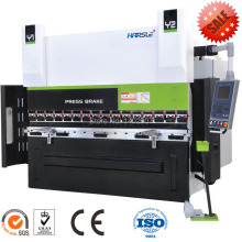 wc67y 125t/2500 stainless steel sheet press brake , plate bending machine , 2500mm sheet metal brake press