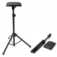 Portable Adjustable Tattoo Arm Leg Rest Tripod Stand For Home Tattoo Accessories