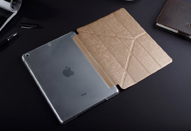 ultra slim smart cover case for iPad 6