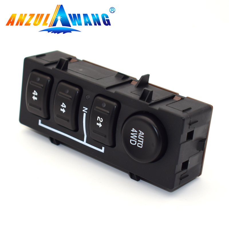 ANZULWANG 4WD 4x4 Transfer Case Switch For 03-06 Chevrolet Silverado Tahoe GMC 19259313