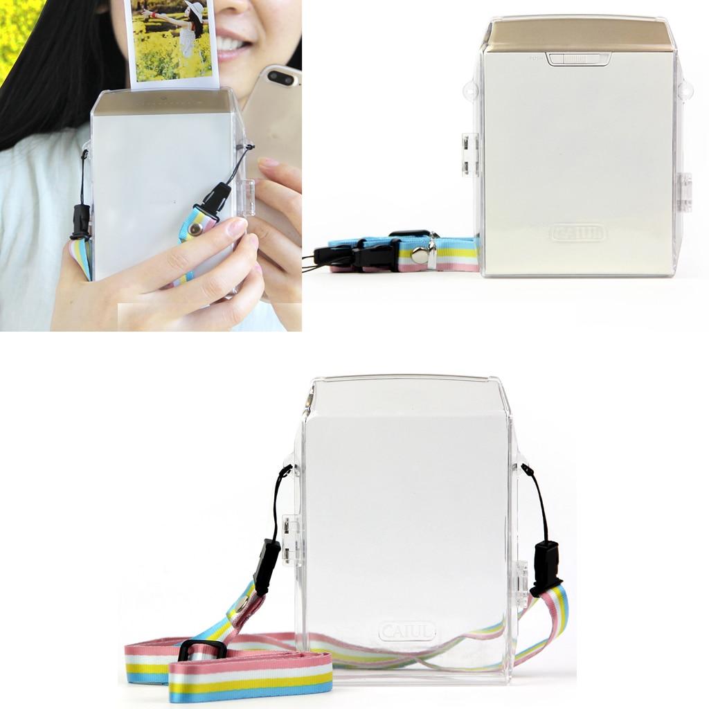 Прозрачный чехол для Fujifilm Instax Share SP2 смартфон Беспроводной фотопринтер
