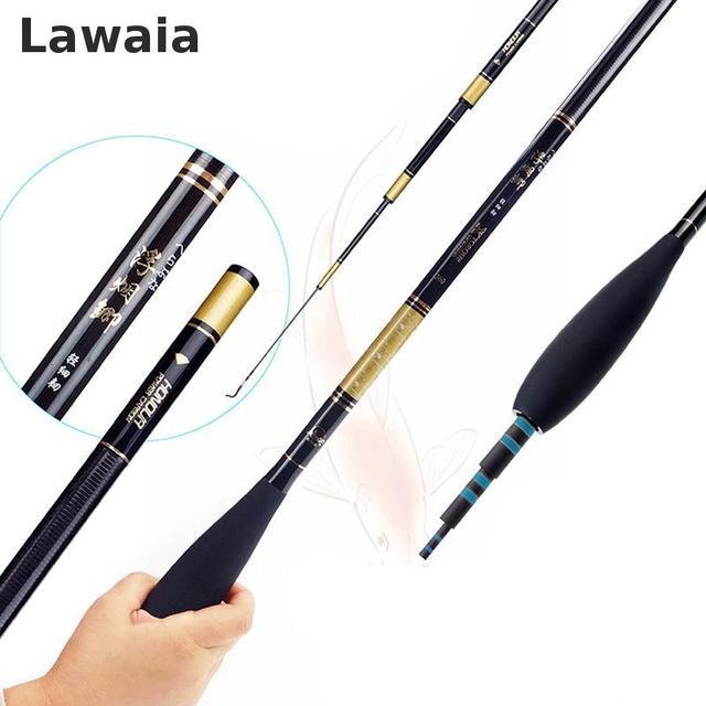 Lawaia Rocket Fishing Rod Adjustable Redbone Fishing Rod Ultra-light Carp Rods Favorite Fishing Rods Fishing Tool
