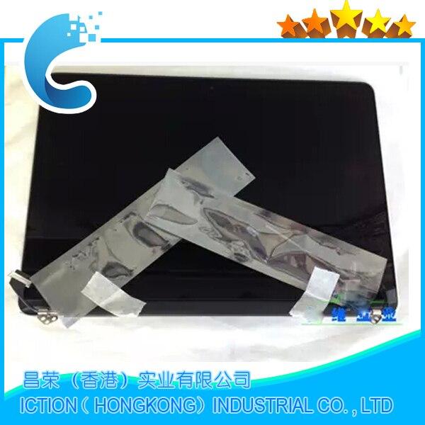De nuevo para Apple MacBook Pro 15,4 Retina A1398 pantalla LCD de la Asamblea de reemplazo de finales de 2013 a mediados de 2014 año 2880*1800