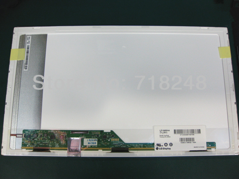 DHL Free Shipping LCD screen lp156wh4 brand new A+ for Dell for LG for Lenovo for Samsung laptop