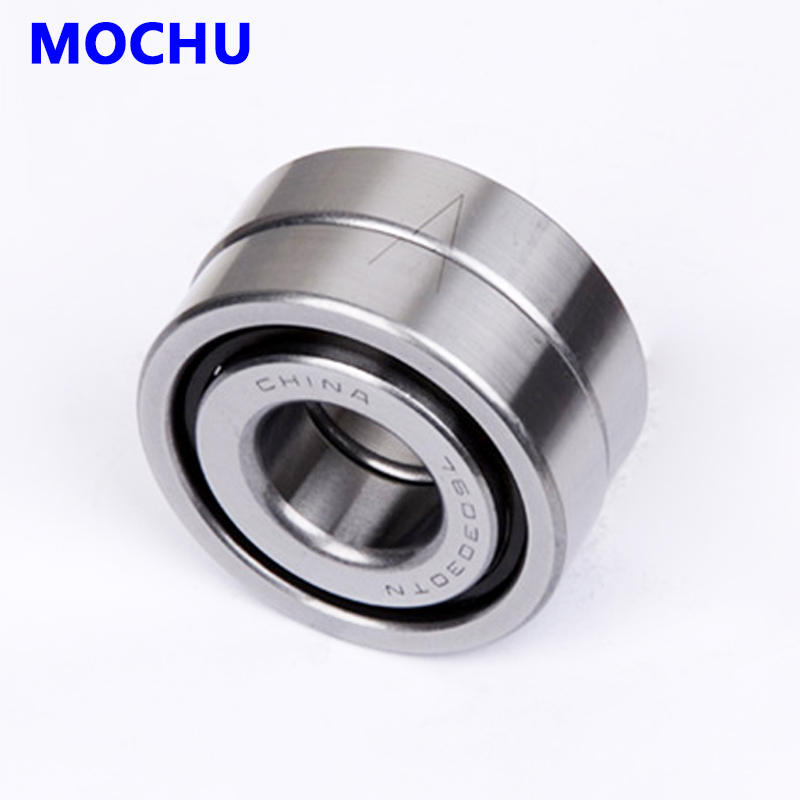 1 pair 7603030TN P4 DB Ball screw bearings 30X72X19 760306 7603030 30TAC03A BSA306 P4 Angular Contact Bearing ball screw support bearings zkln2068 2rs