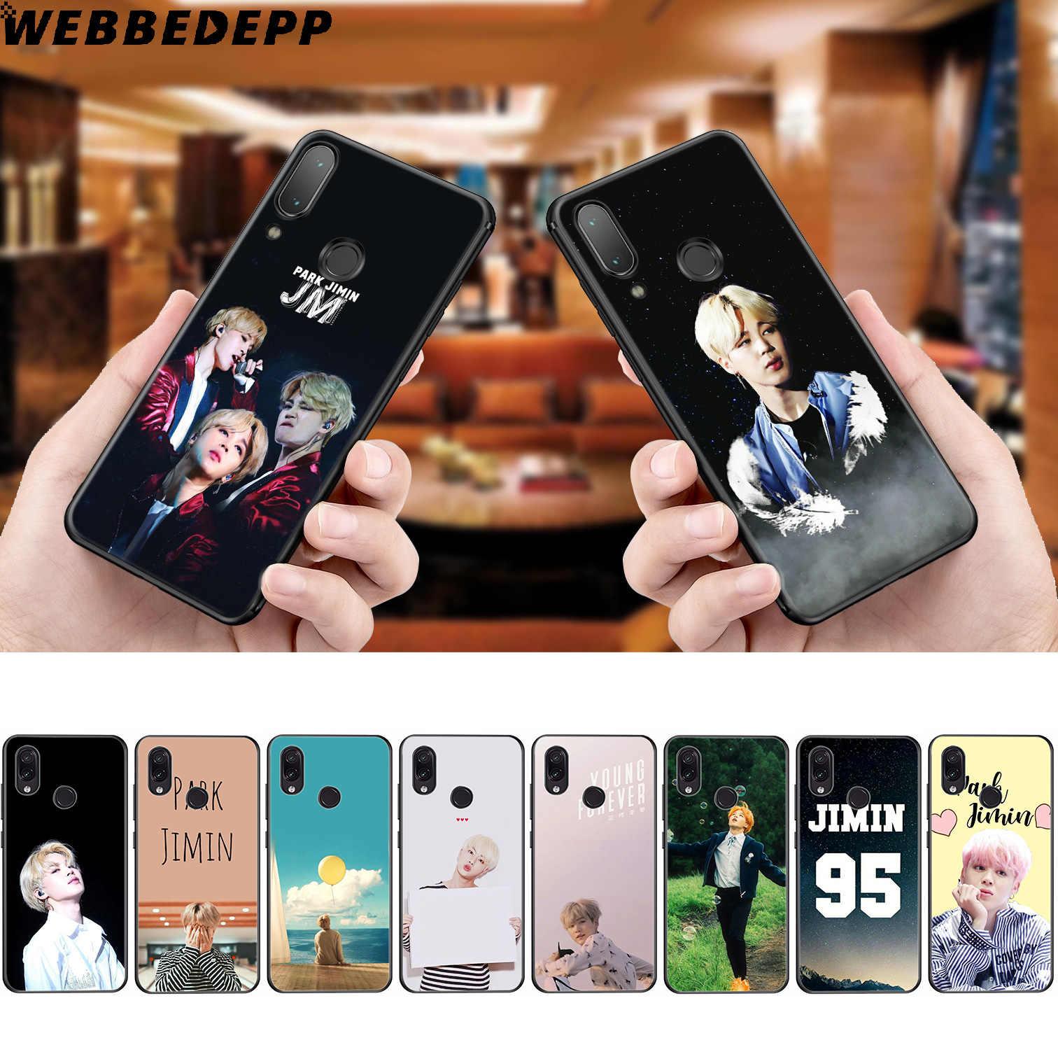 WEBBEDEPP парк Цзиминь K поп мягкий чехол для Xiaomi Redmi K20 7A 4A 4X5 5A 6 6A S2 Note 8 4 4X5 6 5A 7 Pro Plus Prime