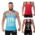 GoldsGym Superman Profesional Chaleco Muscle Tank Top Men Marca gymshark Gimnasio Mens Bodybuilding Stringer Tops Camisa
