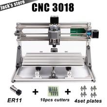 CNC3018 с ER11, гравировальный станок с ЧПУ, pcb Фрезерные станки, дерево Вырезка машины, ЧПУ, ЧПУ 3018, grbl, самые передовые игрушки