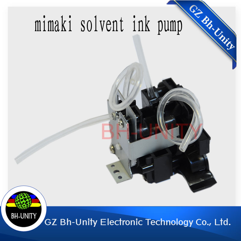 Best price! Solvent resistant mimaki ink pump use for mimaki jv33 jv5 cjv30 dx5 head solvent printer best price for mimaki sj740 printer printhead cap station