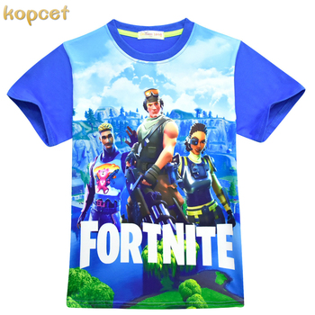 Boys Tops Summer 2018 Brand Children T shirts Boys Clothes Kids Tee Shirt Fille 100% Cotton Ninja Print Baby Boy Clothing