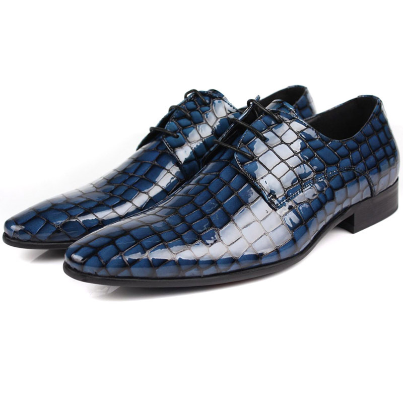 Pretas Couro De Preto Qualidade Botas Sapatos Mycoron Formais up Vestido Homens Confortável Tenis blue Negócios Masculinos Lace Superior gXwqw7xS